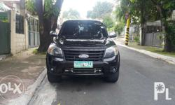 For sale 2009 ford everest Automatic trans. Allpower