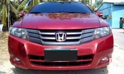 2009 HONDA CITY -First Owner -Cebu Plate -Lady Driven