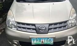 38t km , Nissan Mantrade Casa maintained, Manual, No