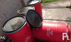200L Drum Red food grade