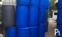 We are a wholesaler and retailer of IBC tanks and other
