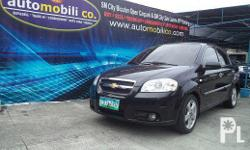 Vehicle Options 2010 Chevrolet Aveo LT Year: 2010