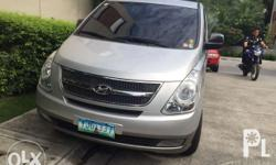 2010 Hyundai Grand Starex, casa maintained, low mileage
