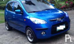 hyundai i10 automatic trans fresh in and out orig