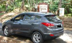 2010 Hyundai Tucson GLS - all power - first owner -