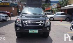 2010 isuzu dmax 3.0 4x4 Manual trans/1st owned All