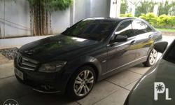 2010 mercedes benz c200 Cool A/C Good running cond Casa