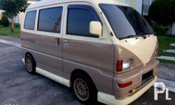 Selling my Mitsubishi Multicab 2010 model (carshow