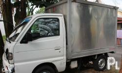 2010 Suzuki Aluminum Closed Van Quezon City area Price: