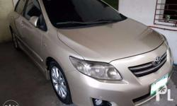2010 TOYOTA ALTIS V AUTOMATIC TRANSMISSION ALL POWER