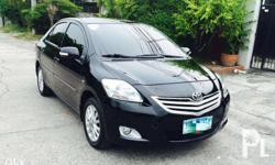 For Sale 2010 Toyota Vios 1.5G op of the line Automatic