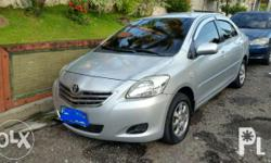 Toyota Vios 1.3 E All power. Manual transmission. All