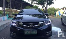 HONDA CITY 1.3S Upgraded to Modulo 2013 Projector HID