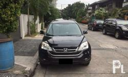 2011 Honda CRV AT Gas 4x4 Top of the Line * 635,000