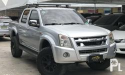 2011 Isuzu Dmax 4x2 AT Diesel P718,000 only P213,000 -