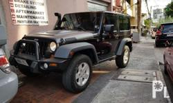 For sale!!! 2011 Jeep Rubicon 3.6l V6 gas Automatic ARB