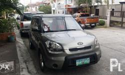 2011 Kia soul AT leather seats from MG square rarely