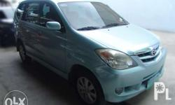 2011 toyota avanza 1.5 g at Automatic transmission