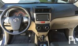 Toyota Avanza 1.5G 2012 model Automatic Transmission