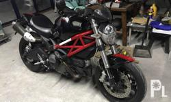 1st own 12tkms only Accesories New pirelli�s Custom