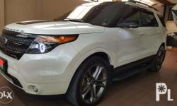 -Upgraded front Grille to Sport model with Explorer