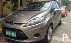 2012 Ford fiesta automatic gas Local purchased / open