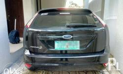 2012 FORD FOCUS 1.8 Trend ICAII Automatic 5-door Sedan