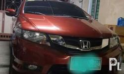 Honda City 2013 1.5E AT Top of the Line Orig Paint
