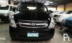 BLACK MILEAGE: 42T POWER WINDOWS 10 TO 12 SEATERS VERY