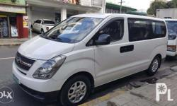 2012 hyundai starex tci diesel All power Low milage