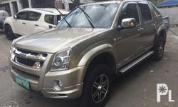 2012 Isuzu D-Max 4x2 LS A/T 4x2 All stock Top of the