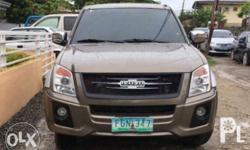 For sale 2012 Isuzu Dmax LS automatic Diesel 45++