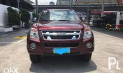 2012 Isuzu Dmax LS Manual Diesel Almost new condition