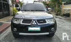 FOR SALE OR SWAP! Mit's Montero Sport 4X4 GTV Top of