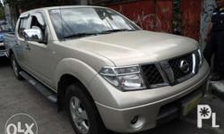 Brand: Nissan Model: Frontier Navara LE 4x2 AT DSL
