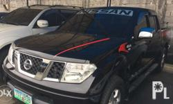 Rush Sale 2012 Nissan Navara 4x2 4x4 looks Automatic