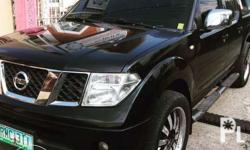 2012 navara 4x2 A/T LE 20s lenso mags 1st owned Tv