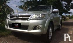 2012 Toyota Hilux G D4d Manual Transmission Silky gold