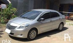 Toyota Vios 1.5 G 2012 model Top of the line 45k