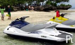 Two Jetskis purchased new and have had one owner since,