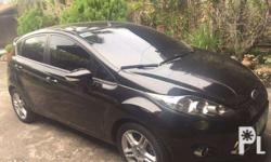 2012 Ford Fiesta S hatchback 43k mileage Nothing to