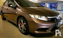 2013 Acquired honda civic 1.8s Manual transmission