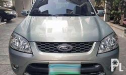 Ford Escape 2013 XLT Limited Edition 2.3L Automatic