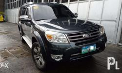 ** 2013 FORD EVEREST AUTOMATIC TRANSMISSION P718,000