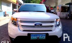 2013 Ford Explorer 3.5L 4x4 Limited Top of the Line