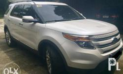 2013 Ford Explorer 3.5 V6 Limited Edition AWD ( top of