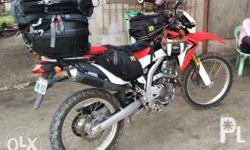 Honda CRF250L - THE BEST MODE OF TRANSPORTATION IN THE