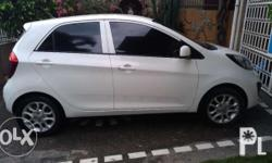 2013 Kia Picanto EX AT 1.0 Liter 3-Cylinder Engine