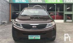 2013 Kia Sorento 2.2 A/T Brown VDF889 DSL 23,000kms