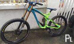 Authentic and legit downhill bike Pristine condition